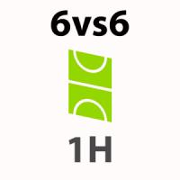Foot 6vs6 - 1h