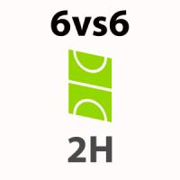 Foot 6vs6 - 2h
