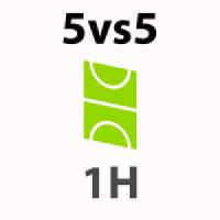 Foot 5vs5 extérieur - 1h