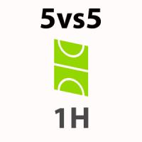 Foot 5vs5 - 1h
