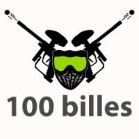 100 billes Paintball extérieur