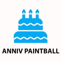 Pack anniv' paintball