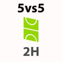 Foot 5vs5 extérieur - 2h