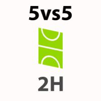 Foot 5vs5 - 2h