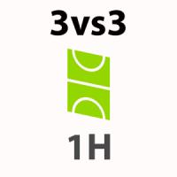 Foot 3vs3 - 1h